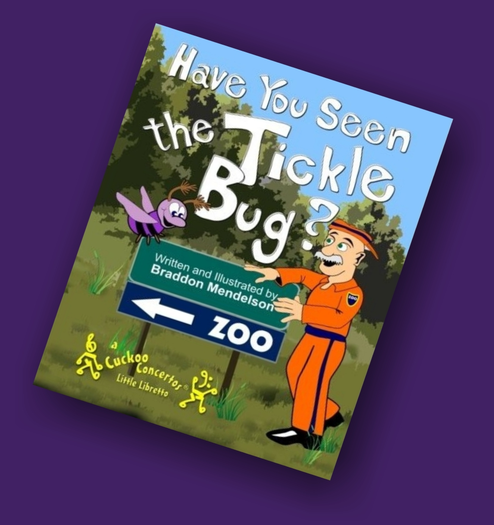 Have You Seen the Tickle Bug? book